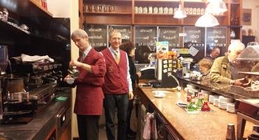 Original Italian Coffee made traditionally